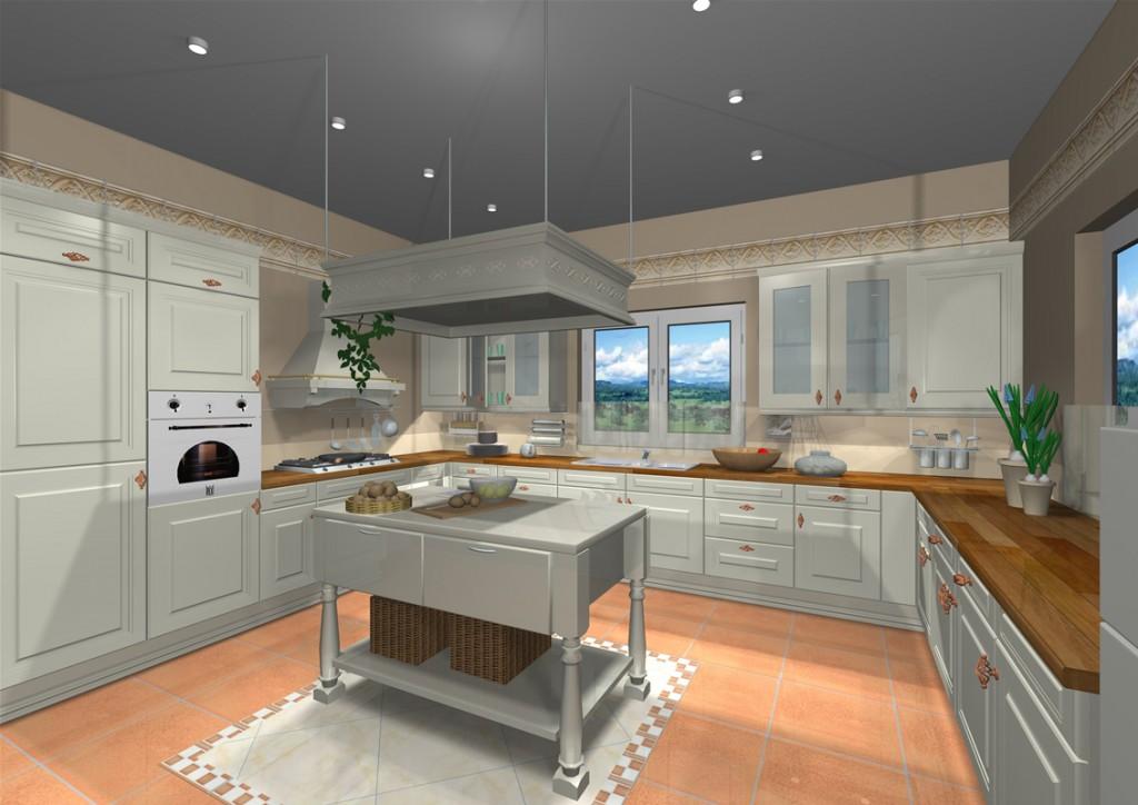 Su proyecto de cocina en 3d cocinas zaragoza astilo for Programa para crear cocinas 3d