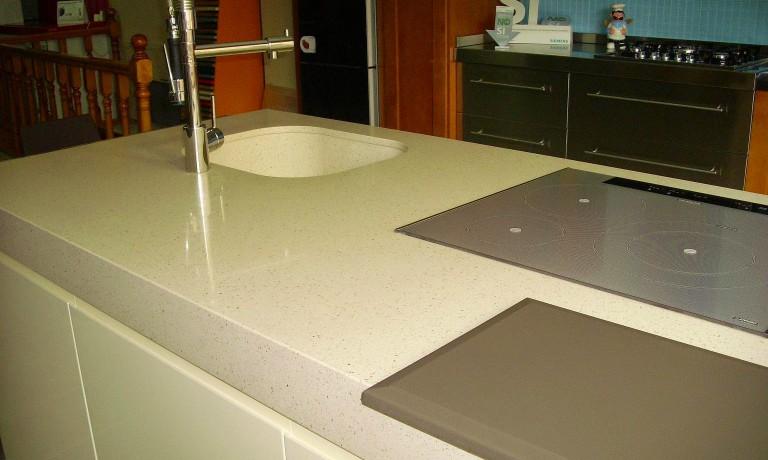 Encimeras silestone cocinas zaragoza astilo cocinas - Presupuesto encimera silestone ...