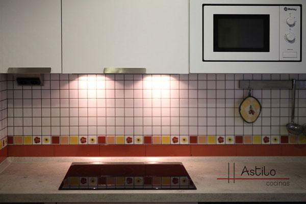 Cocina en delicias cocinas zaragoza astilo cocinas - Amueblamiento de cocinas ...