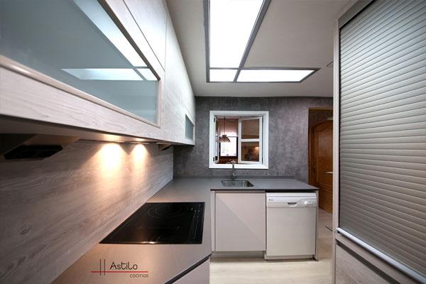 Instalación de cocina en Zaragoza