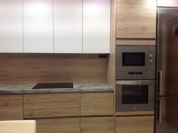 Diseño de cocina en Zaragoza
