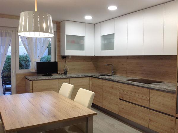 Cambio de cocina en Zaragoza