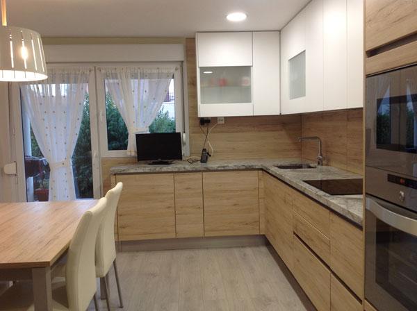 Renovar cocina en Zaragoza