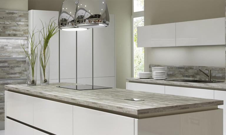 Encimeras de cocina cocinas zaragoza astilo cocinas - Encimeras de marmol para cocinas ...