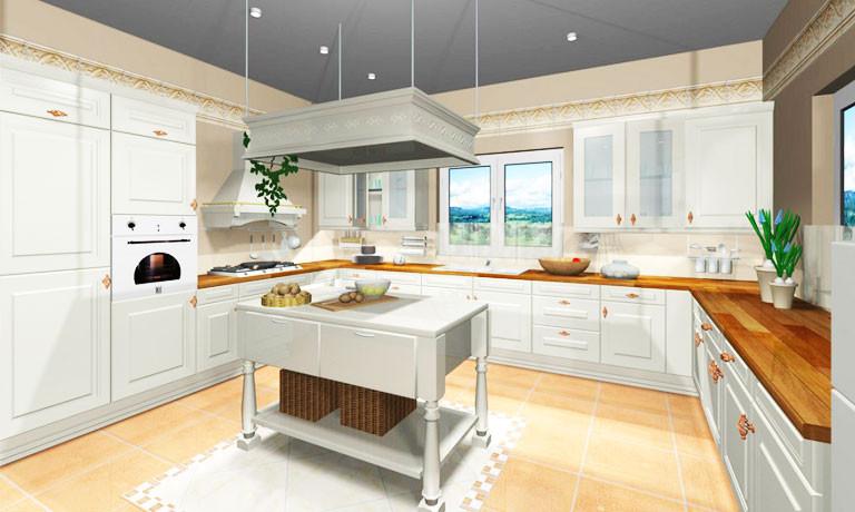 Dise o de cocinas cocinas zaragoza astilo cocinas - Cocinas de diseno en sevilla ...