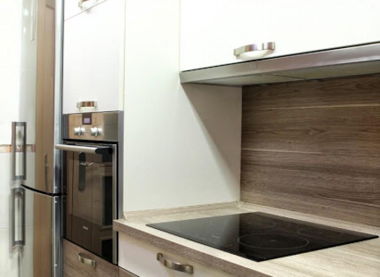 Cocina modelo Elba instalada en Las Fuentes