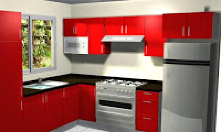 Diseño previo de su cocina en 3D