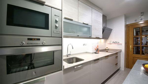 Diseño de cocinas en Zaragoza