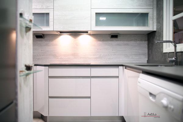 Amueblamiento de cocinas de diseño en Zaragoza