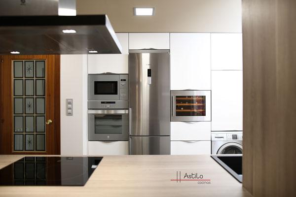 Diseñar cocina en Zaragoza