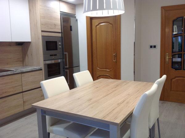 Reforma de cocina en Zaragoza