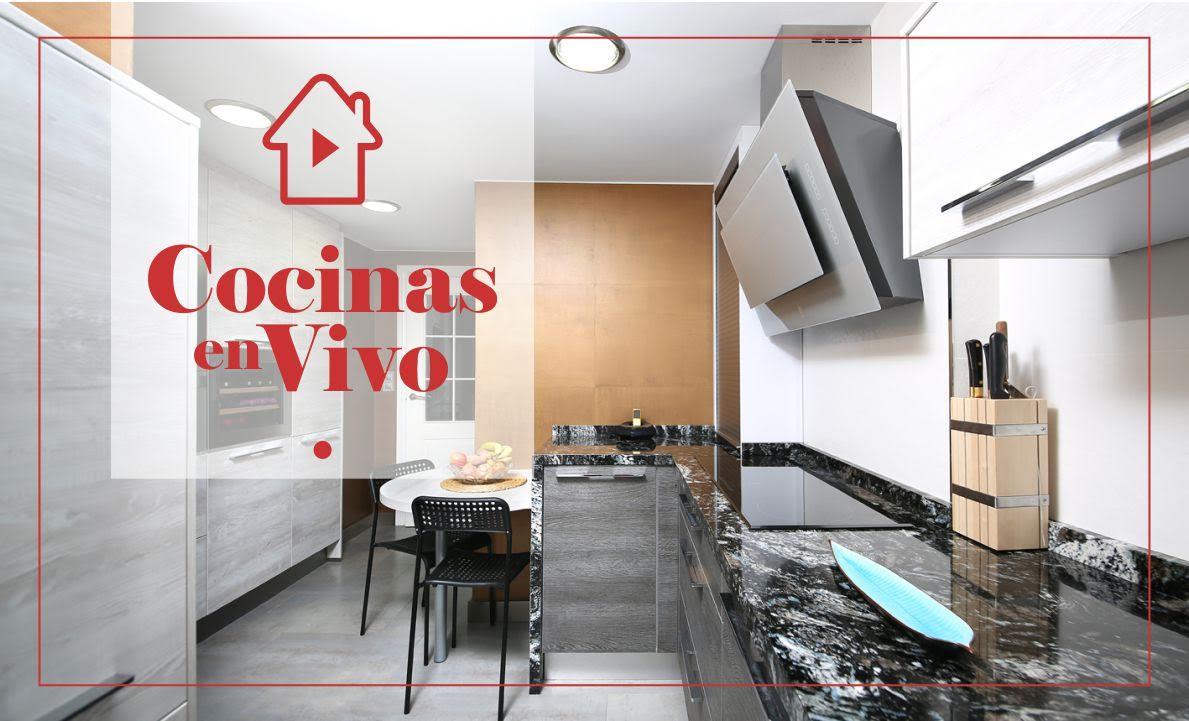 Canal de Youtube de Cocinas Zaragoza