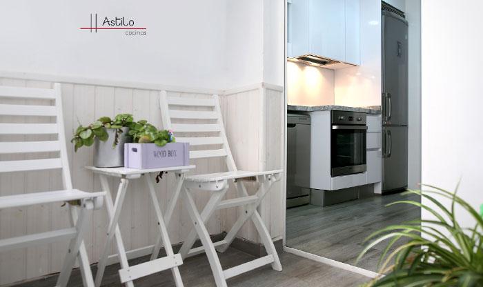 Reforma de cocinas en Zaragoza