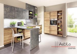 muebles modernos astilo cocinas zaragoza