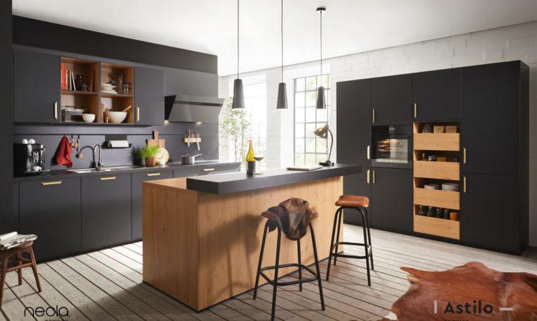 Cocinas Neola: nueva gama exclusiva de cocinas