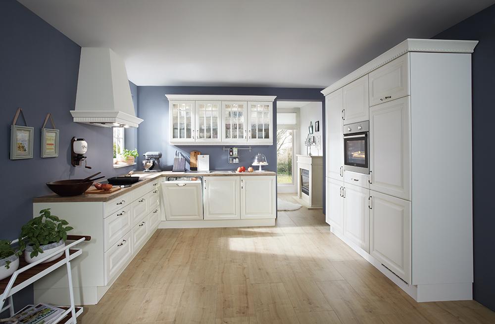 cocina frente blanco